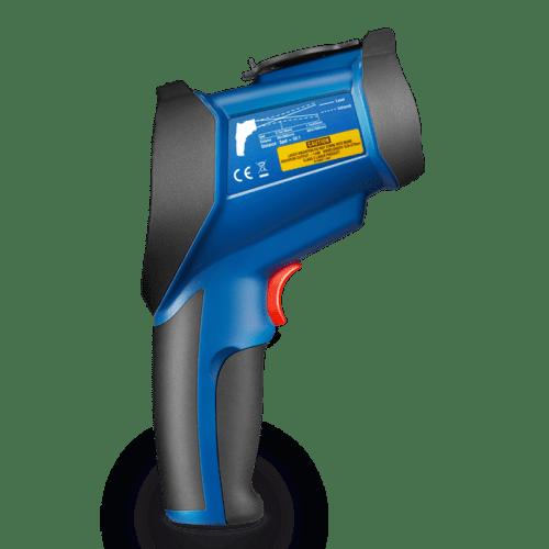 CEM DT-9862 пирометр высокотемпературный со встроенной камерой (вид сбоку)