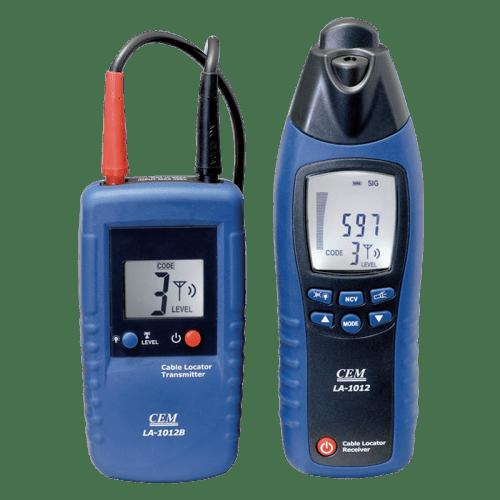 CEM LA-1012 поиск скрытой проводки и коммуникаций