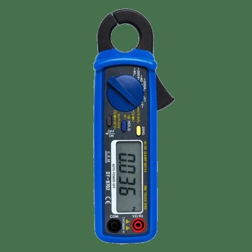 CEM DT-9702 токовые клещи (Госреестр)