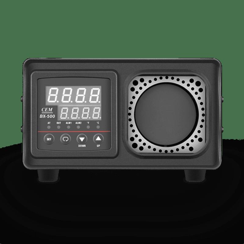 CEM BX-500 калибратор инфракрасных пирометров (вид спереди)