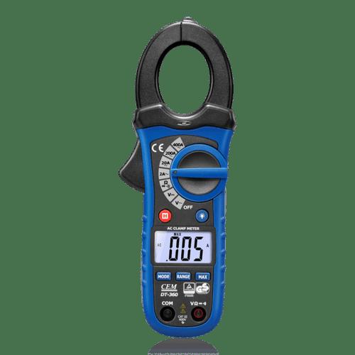 CEM DT-362 профессиональные токовые клещи