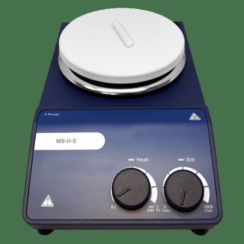 Магнитная мешалка AMTAST BASIC с керамической тарелкой