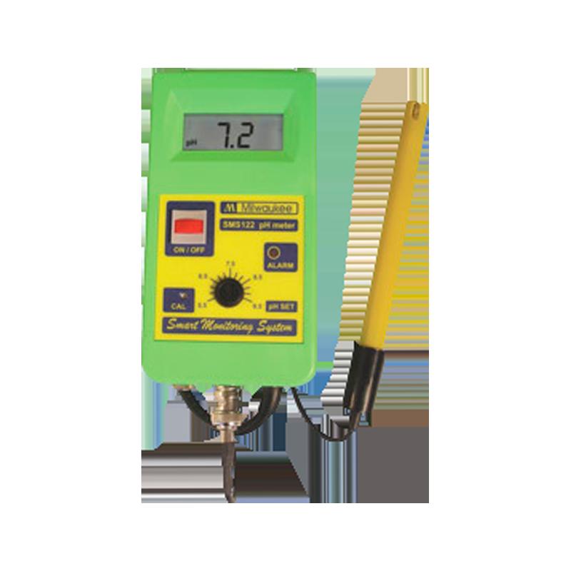 Milwaukee SMS120 pH монитор стационарного типа для аквариума
