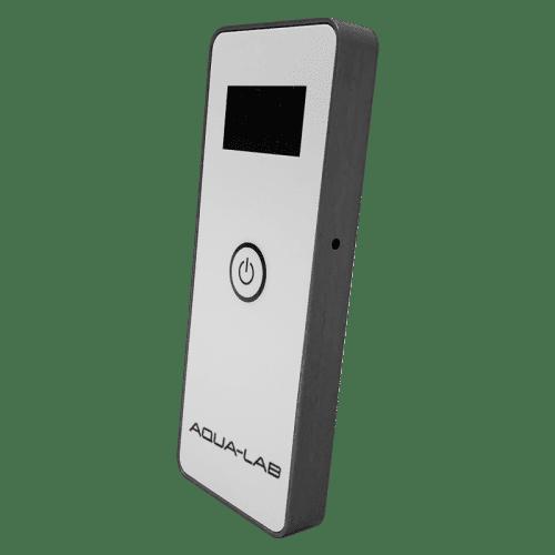 Дозиметр-радиометр AQUA-LAB Rad-X (вид сбоку)