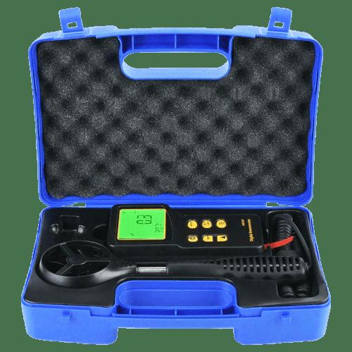 SMART SENSOR AR836 коробка для переноски и хранения анемометра