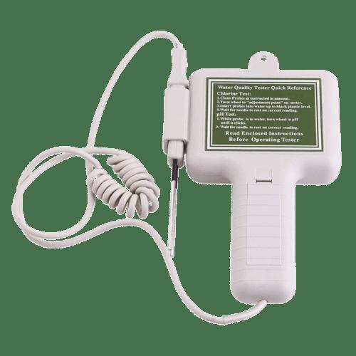 Kelilong KCP01 рН метр/хлорометр (вид сзади)