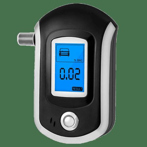 Алкотестер цифровой AMTAST AMT6000