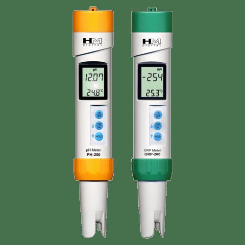 Набор профессиональных приборов pH, ОВП(ORP) метр, °C