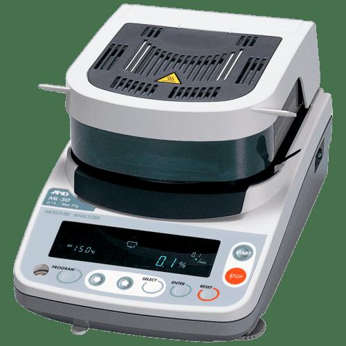 A&D ML-50 анализатор влажности (влагомер весовой)