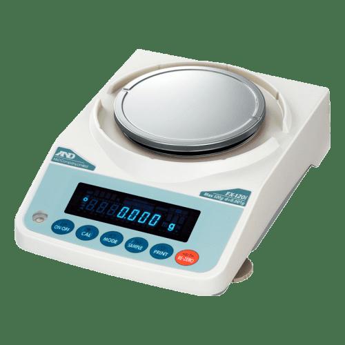 A&D DL-120 лабораторные весы 122 г х 0,001 г