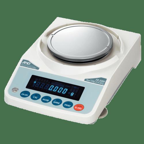 A&D DL-500 лабораторные весы 520 г х 0,001 г
