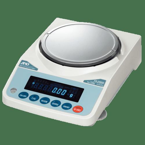 A&D DL-2000 лабораторные весы 2 200 г х 0,01 г
