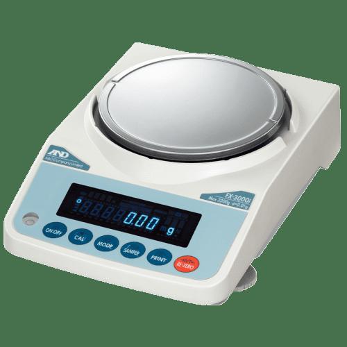 A&D DL-3000 лабораторные весы 3 200 г х 0,01 г