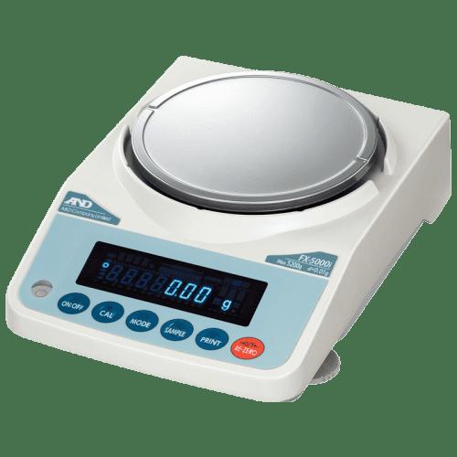 A&D DL-5000 лабораторные весы 5 200 г х 0,01 г