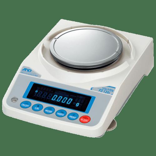 A&D DX-120 лабораторные весы 122 г х 0,001 г