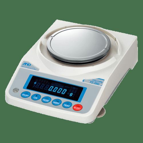 A&D DX-200 лабораторные весы 220 г х 0,001 г