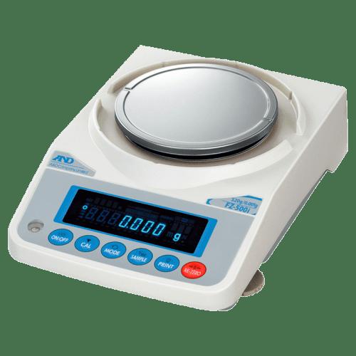 A&D DX-500 лабораторные весы 520 г х 0,001 г