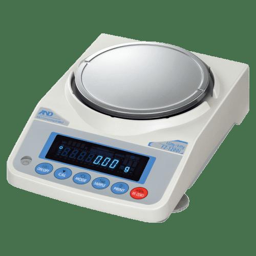A&D DX-1200 лабораторные весы 1220 г х 0,01 г