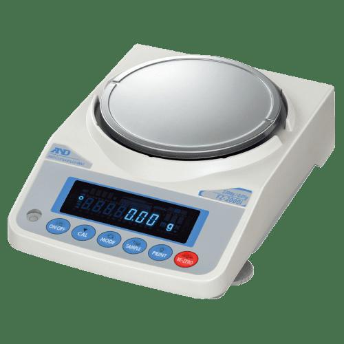 A&D DX-2000 лабораторные весы 2200 г х 0,01 г