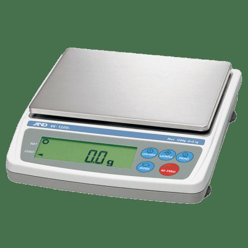 A&D EK-1200i лабораторные весы 1200 г х 0,1 г