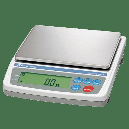 A&D EK-3000i лабораторные весы 3000 г х 0,1 г