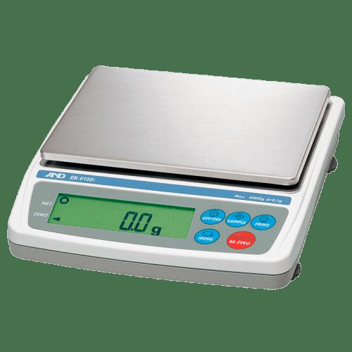 A&D EK-6100i лабораторные весы 6000 г х 0,1 г