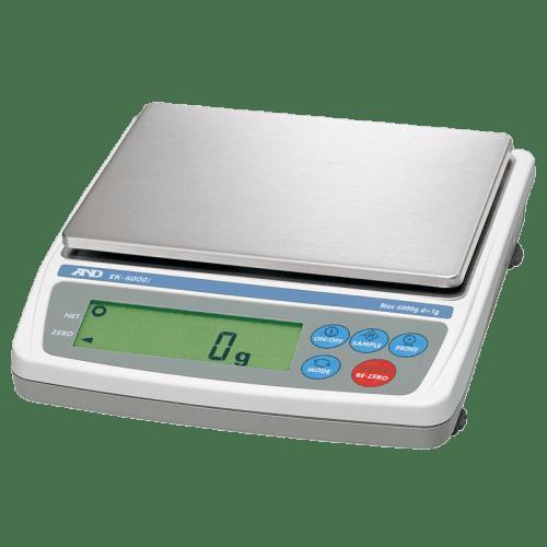 A&D EK-6000i лабораторные весы 6000 г х 1 г
