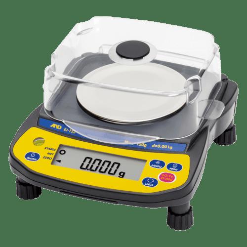 A&D EJ-123 лабораторные весы 120 г х 0,001 г