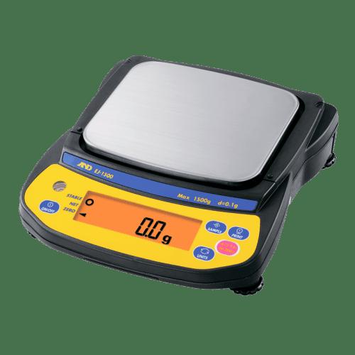 A&D EJ-1500 лабораторные весы 1500 г х 0,1 г