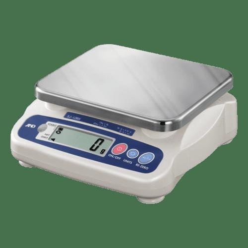 A&D NP-5000S порционные весы 5 кг х 2 г