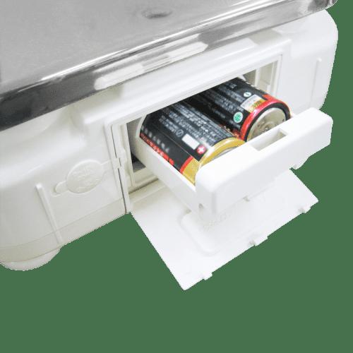 A&D NP-5001S порционные весы 5 кг х 1 г батарейки