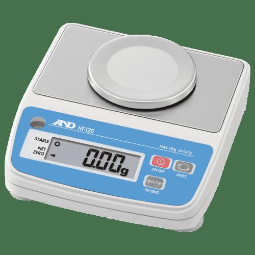 A&D HT-120 порционные весы 120 г х 0,01 г