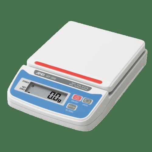 A&D HT-300 порционные весы 310 г х 0,1 г пластмассовая площадка