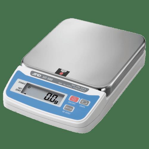 A&D HT-500 порционные весы 510 г х 0,1 г