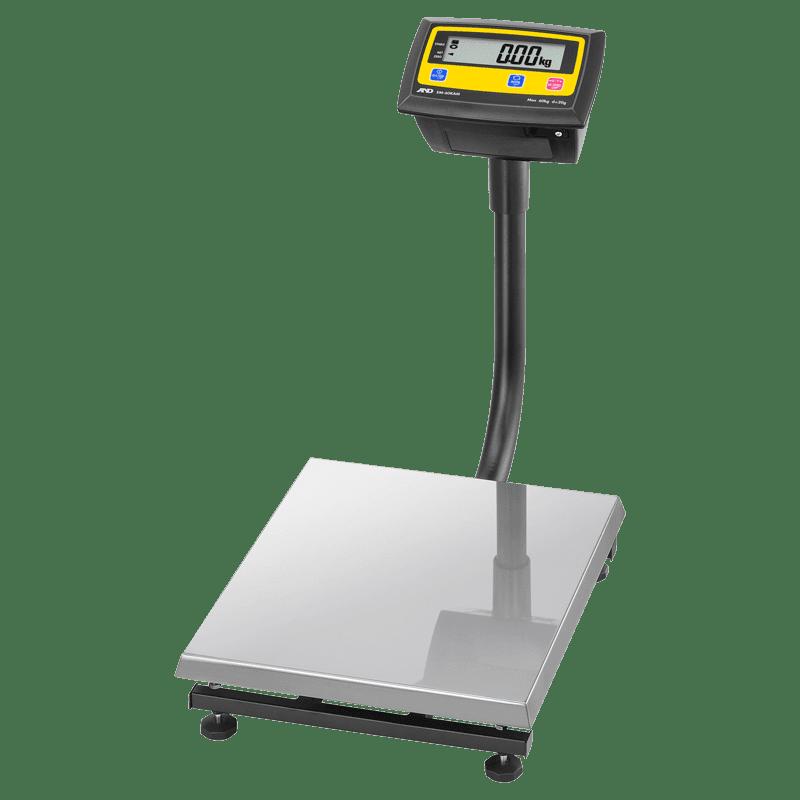 A&D EM-60KAM платформенные весы 60 кг х 20 г/10 г/5 г