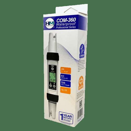 HM Digital COM-360 коробка для переноски и хранения прибора