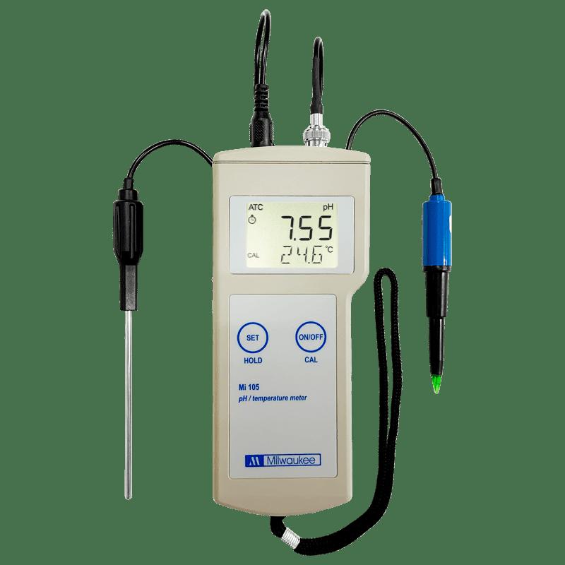 pH метр Mi105-FOOD Milwaukee Electronics для продуктов питания