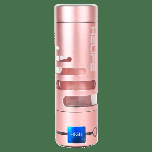 Портативный генератор водородной воды H2LIFE Gold с дисплеем