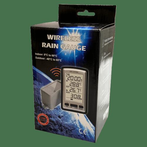 AMTAST AW012 домашняя метеостанция с датчиком дождя
