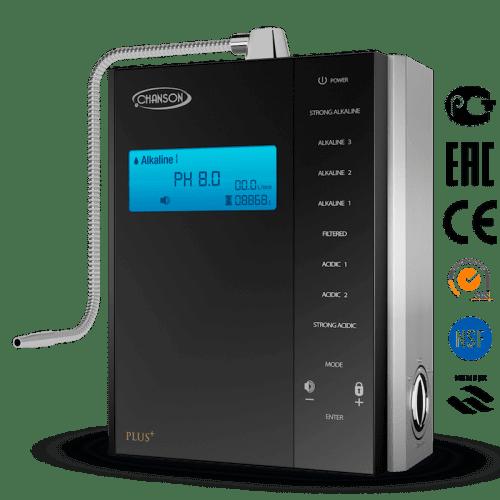 Ионизатор воды Chanson MIRACLE MAX PLUS PL-A705 (чёрный)