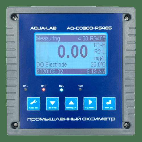 AQUA-LAB AQ-DO300-RS485 промышленный монитор оксиметр контроллер с электродом AQ-DO1-EL3