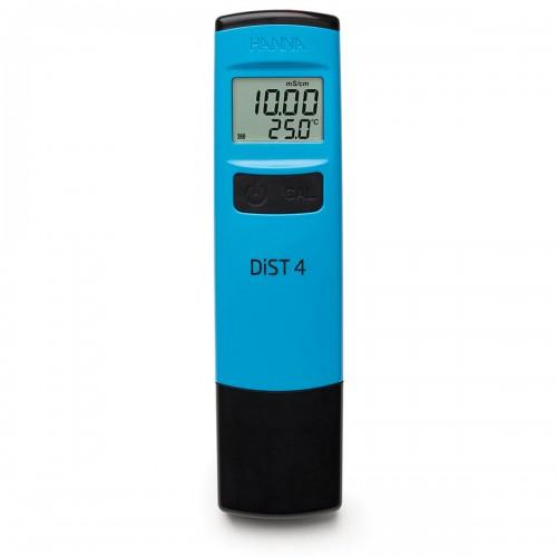 Hanna Instruments HI98304 DiST 4 карманный кондуктометр