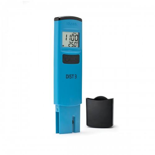 Hanna Instruments HI98303 DiST 3 карманный кондуктометр