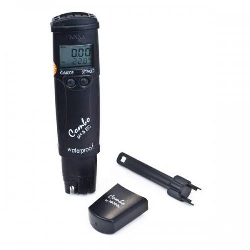 Hanna Instruments HI98129 Combo карманный многопараметровый анализатор рН/ЕС/TDS/°С