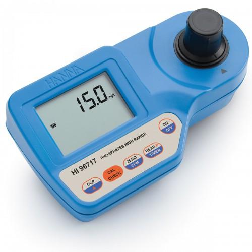 Hanna Instruments HI96717 колориметр на фосфаты, 0.00-30.0 мг/л (ГосРеестр)