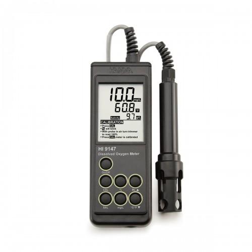 Hanna Instruments HI9147-04 портативный оксиметр