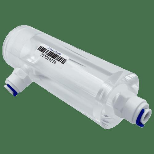 AQUA-LAB AQ-TANK-INST1 циркулирующая установка для электрода (вид сбоку)