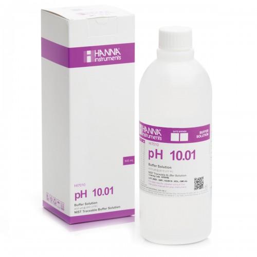 Hanna Instruments HI7010L калибровочный раствор рН 10,01 (500 мл)
