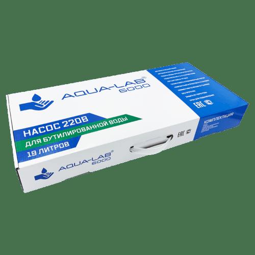 Насос для бутилированной воды AQUA-LAB 6000 (AQ-6000) коробка насоса
