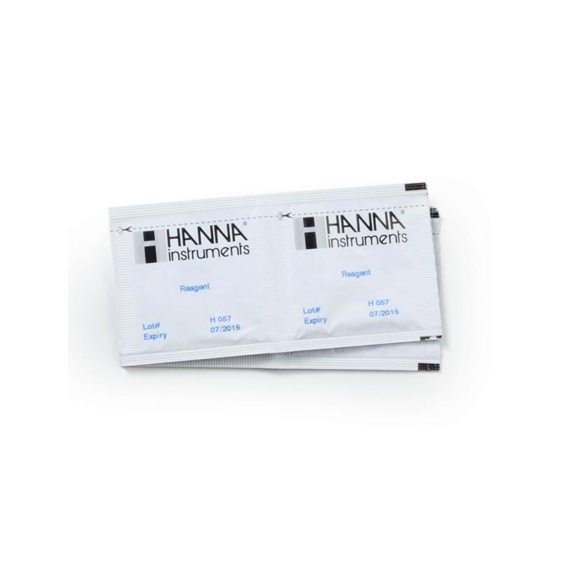 Hanna Instruments HI93721-01 реагенты на железо, высокие концентрации, 100 тестов